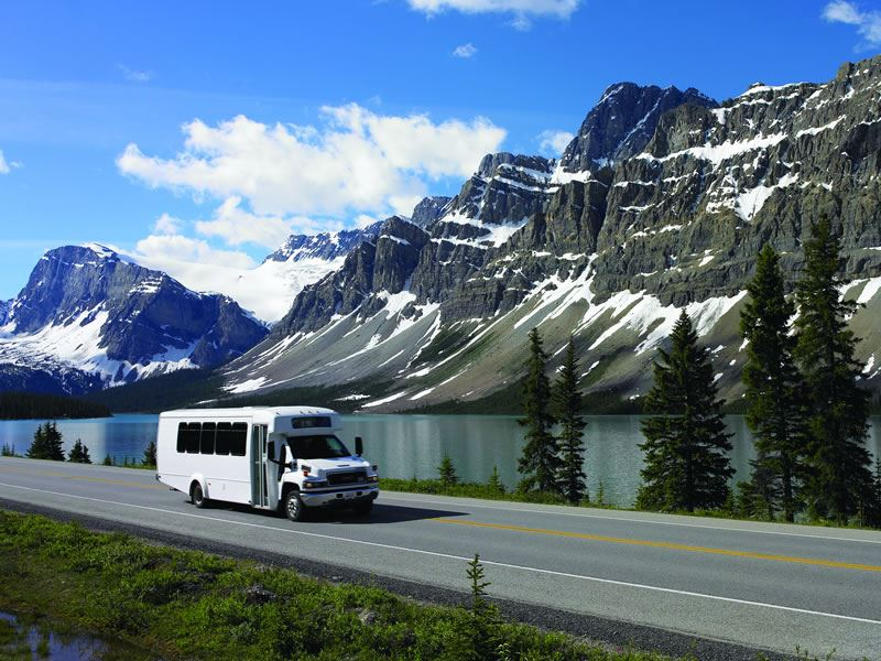 Icefields Parkway Banff National Park CR