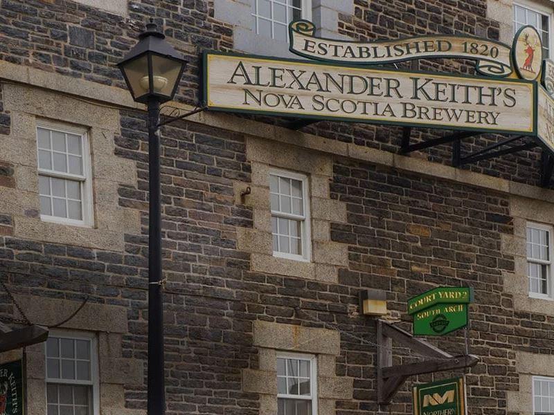 alexander keiths nova scotia