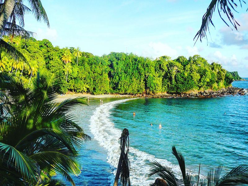 bacolet bay tobago