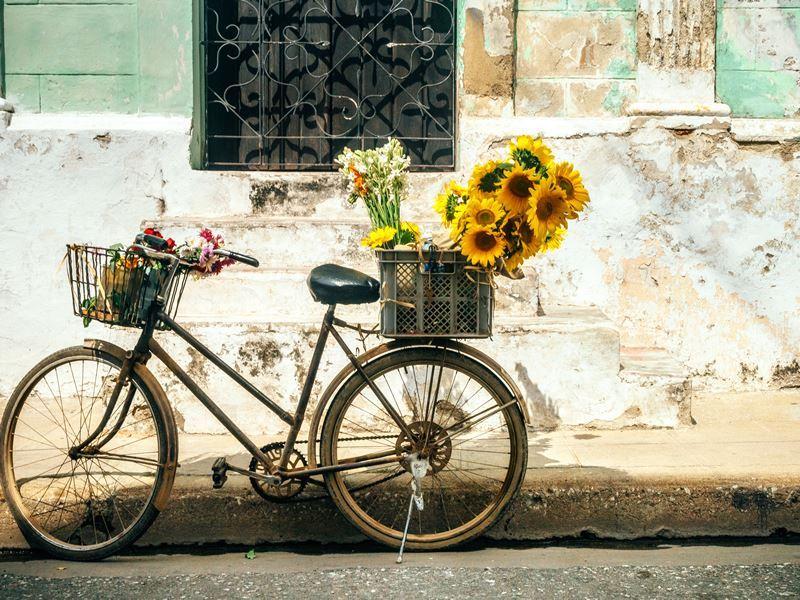 bicycle camaguey cuba