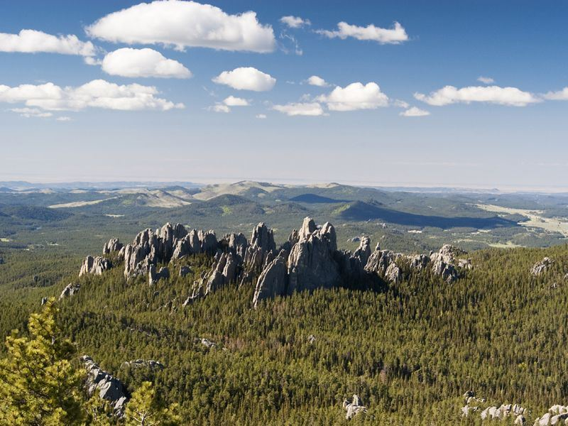 black hills national park south dakota