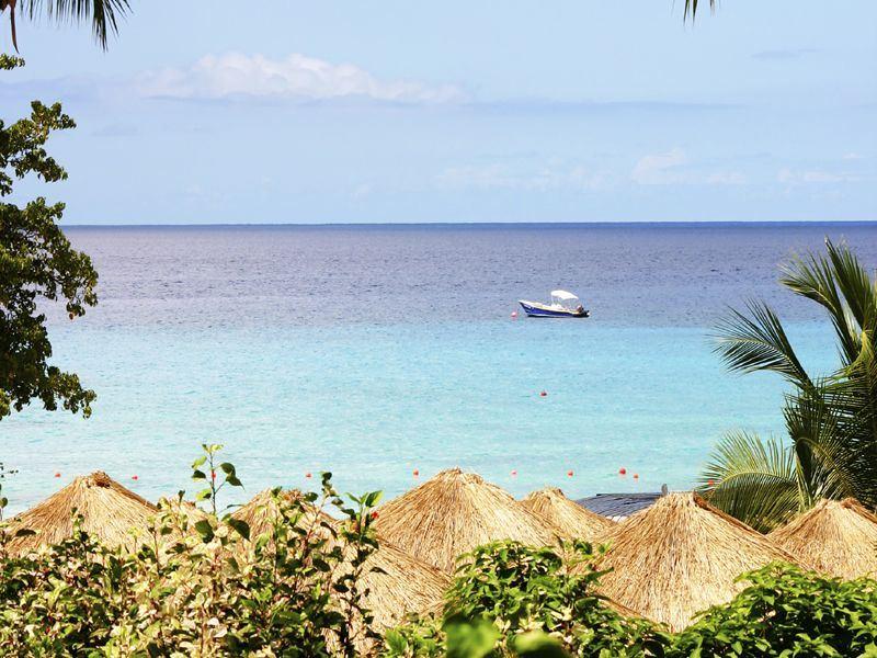 Boating in Barbados