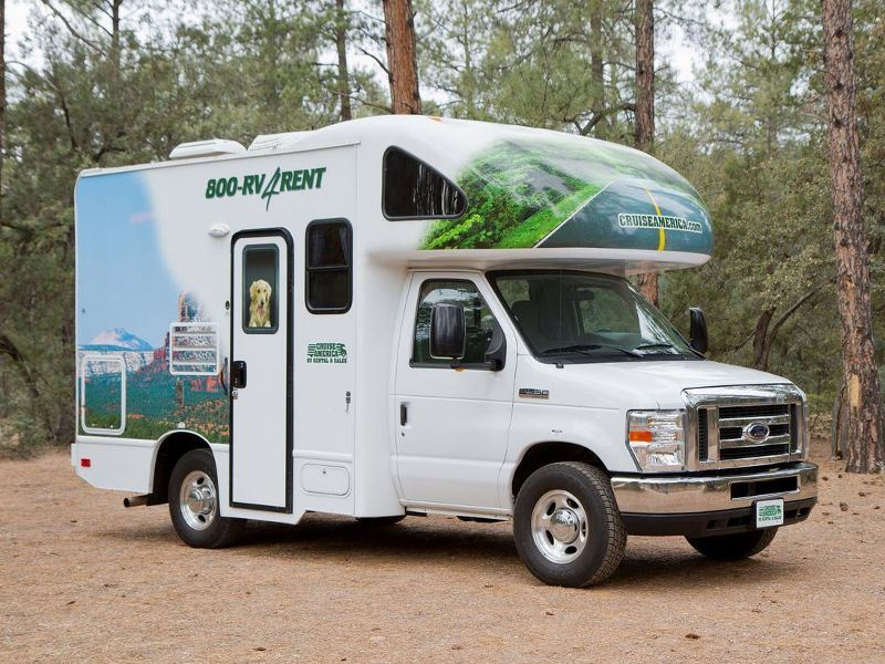 America Motorhome Holidays 2019 2020 From American Sky