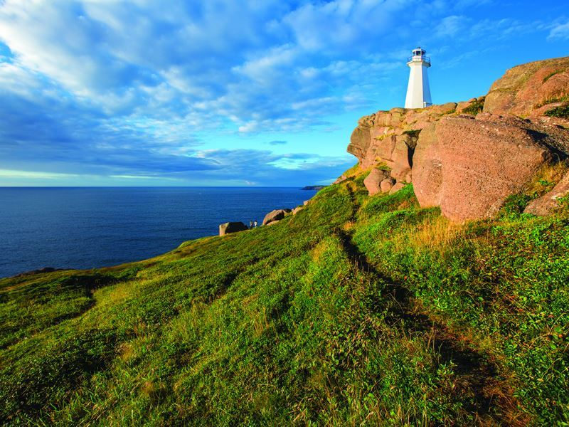 cape spear lighthouse national historic site avalon