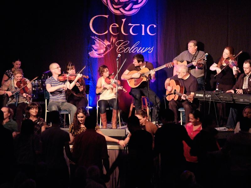 celtic colours festival nova scotia