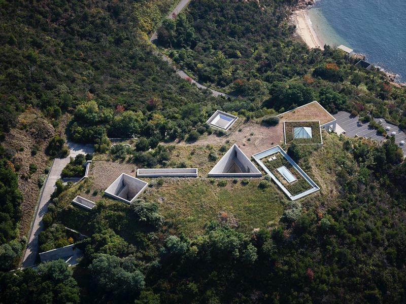 chichu art museum naoshima