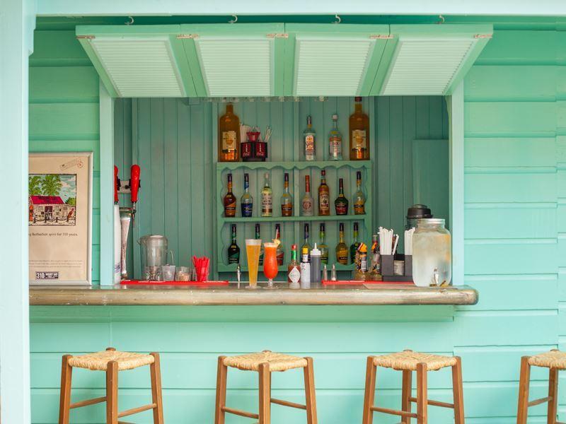 colins beach bar sugar bay barbados