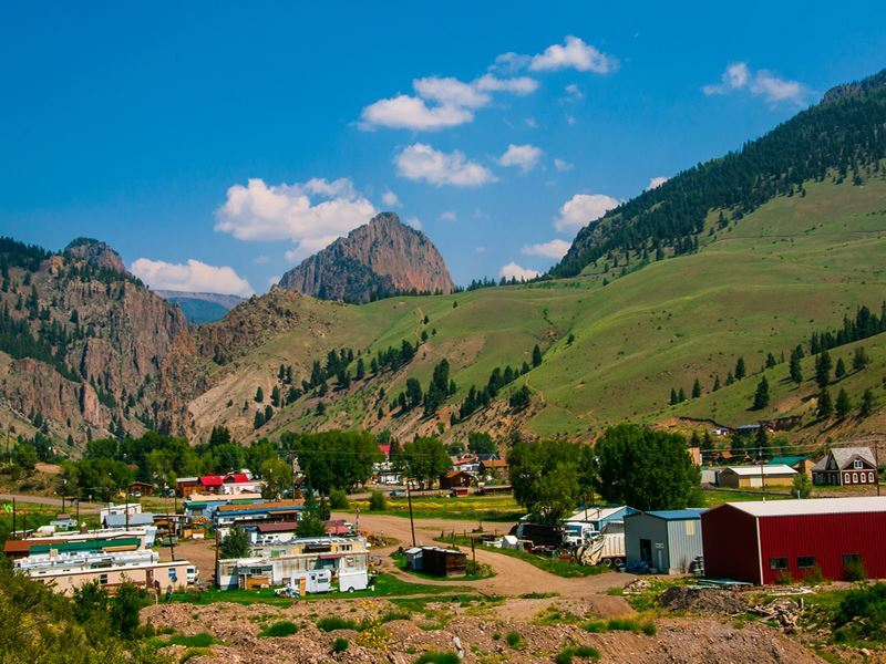creede colorado mining town