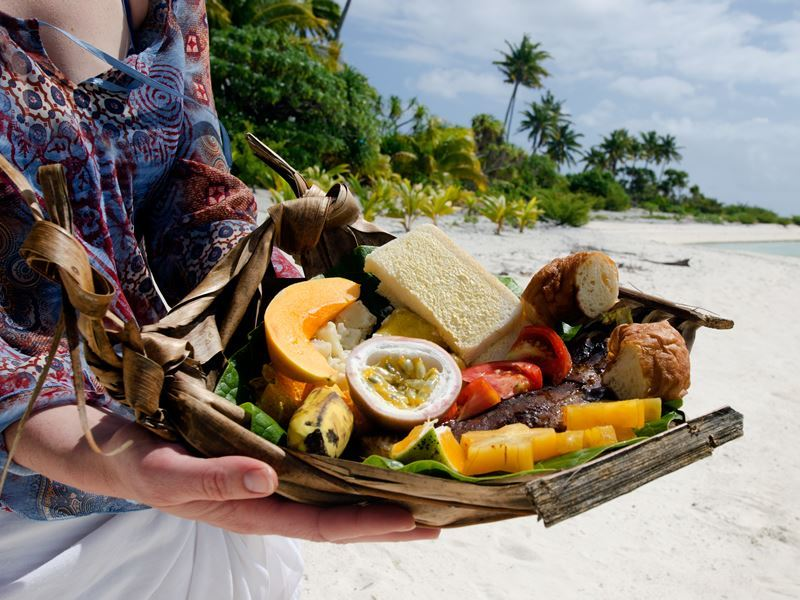 fresh produce cook islands