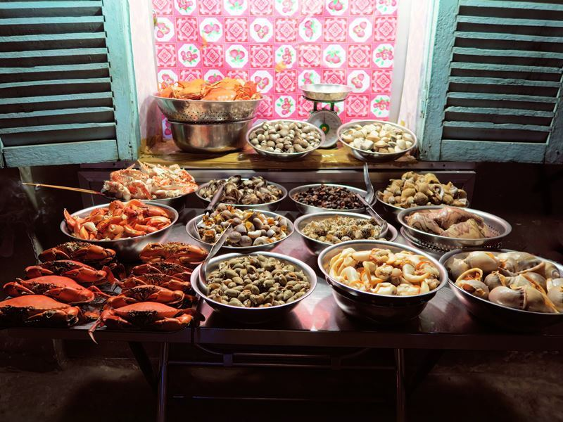 fresh seafood ho chi minh city