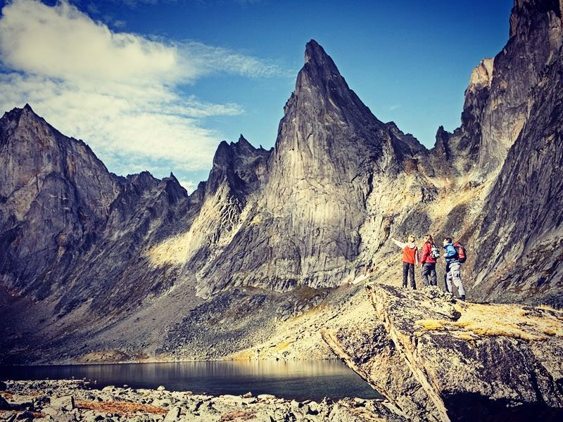 Hiking Tombstone Provincial Park, Yukon