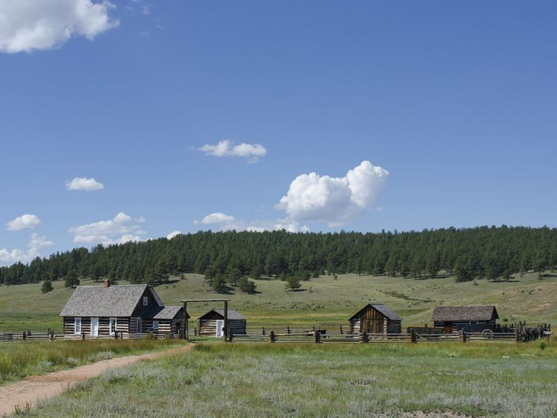 hornbek ranch florissant fossil beds national monument colorado