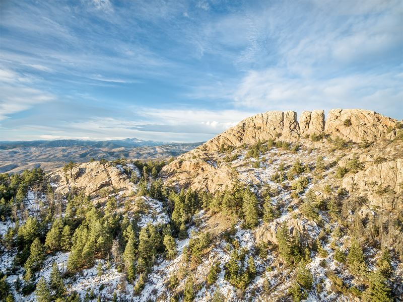 horsetooth rock colorado