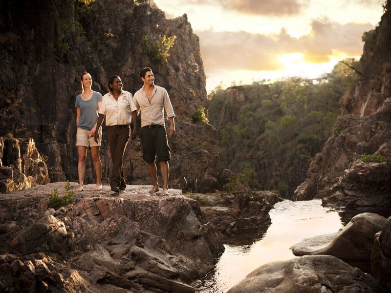 indigenous experiences in nt   james fisher  tourism australia