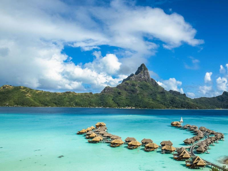 intercontinental bora bora water1jpg