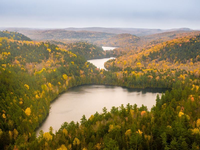la mauricie national park quebec jeff bartlett