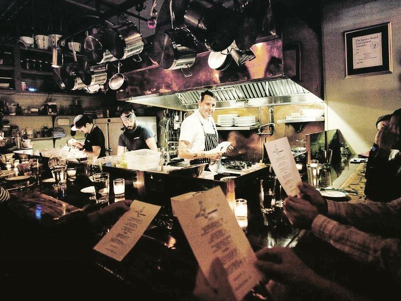 le pigeon restaurant portland oregon