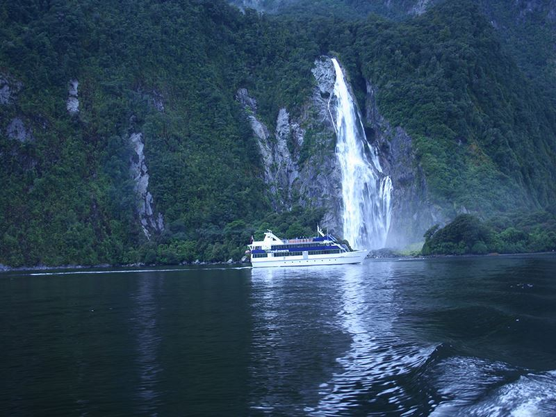 nigel brown milford sound