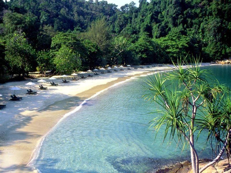 pangkor laut resort beach1
