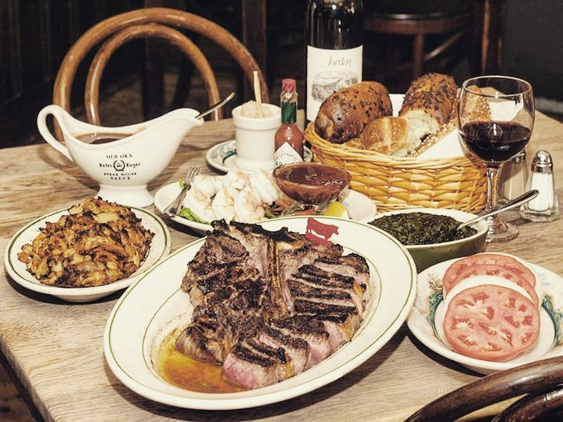 peter luger steakhouse nyc