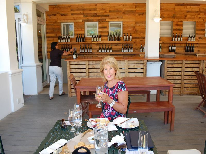 seychelles to sa 366   wine tasting at franschoek