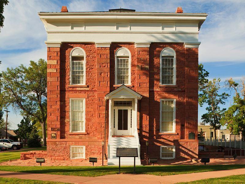 territorial statehouse state park museum fillmore utah