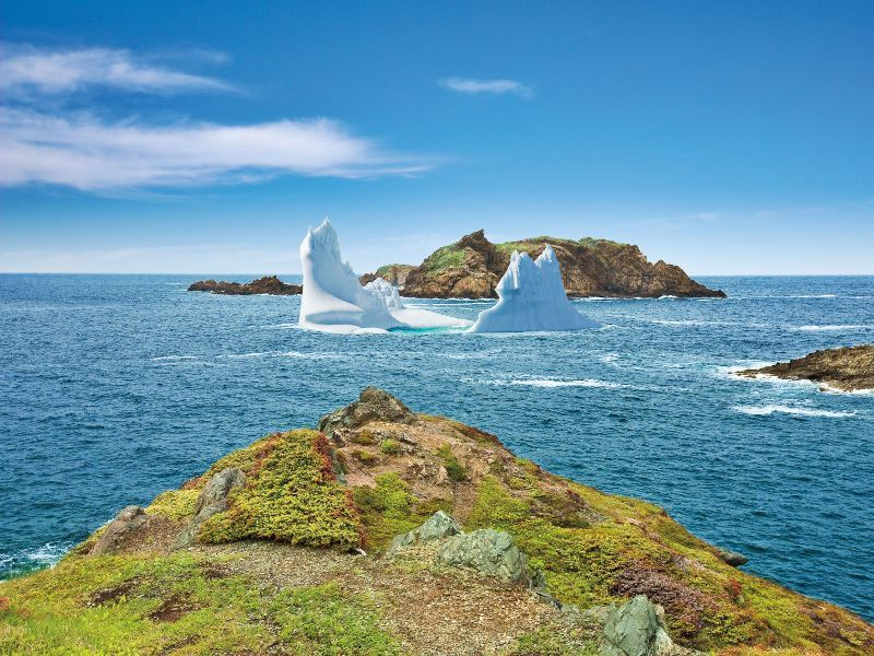 Iceberg at Crow Head, Twillingate