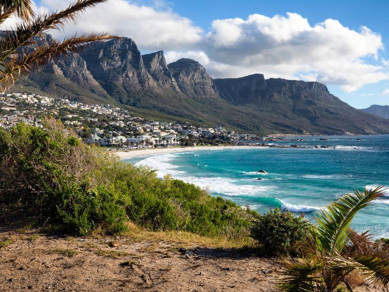twleve apostles mountains cape town
