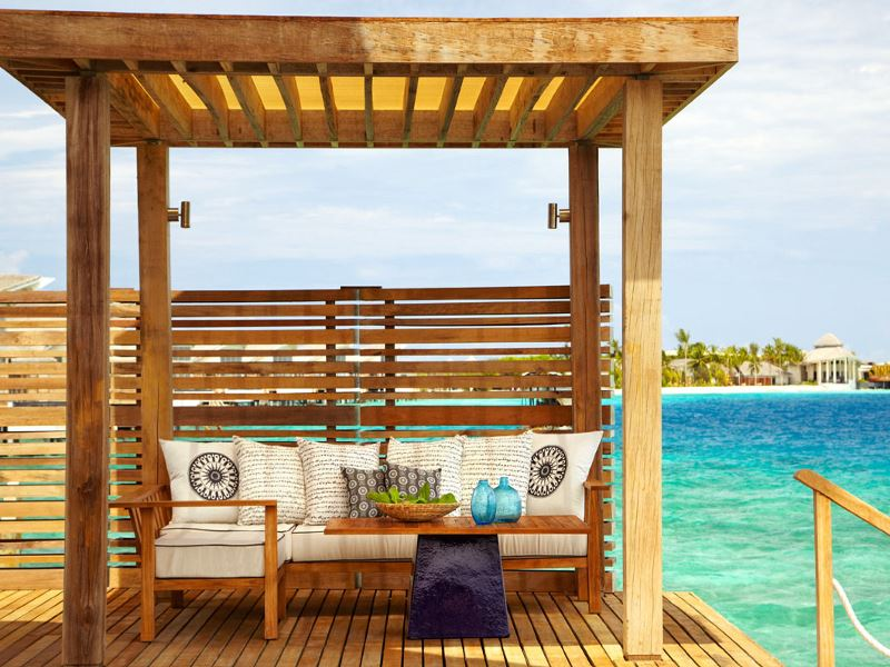 water villa terrace at viceroy maldives