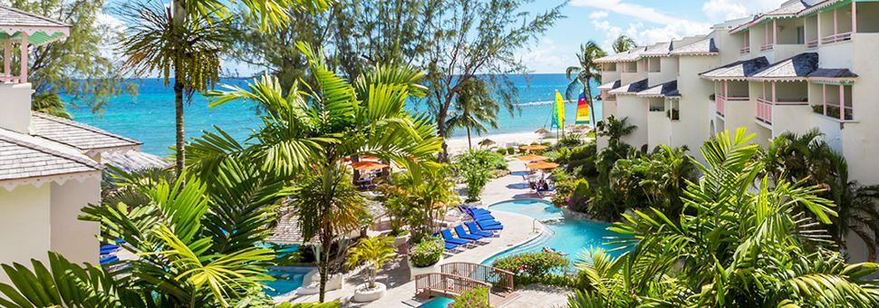 The facilities at Bougainvillea Beach Resort in Barbados are perfect for family holidays