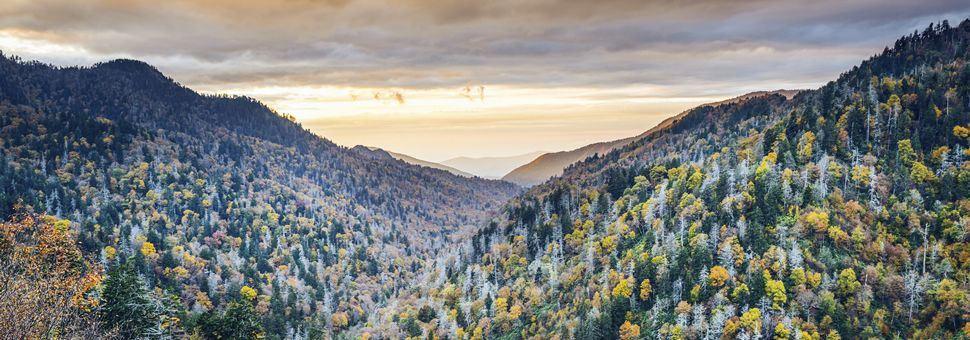 Gatlinburg, gateway to the Great Smoky Mountains