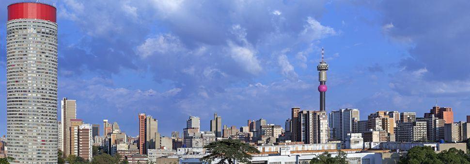 Johannesburg cityscape