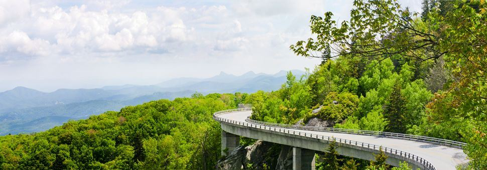 Lynn Cove Viaduct, North Carolina