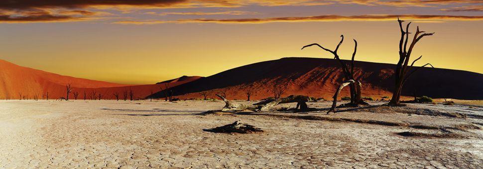Sossusvlei National Park, Namibia