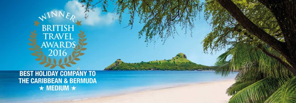 St Lucia Holidays Banner