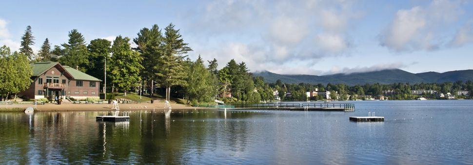 Summer in Lake Placid