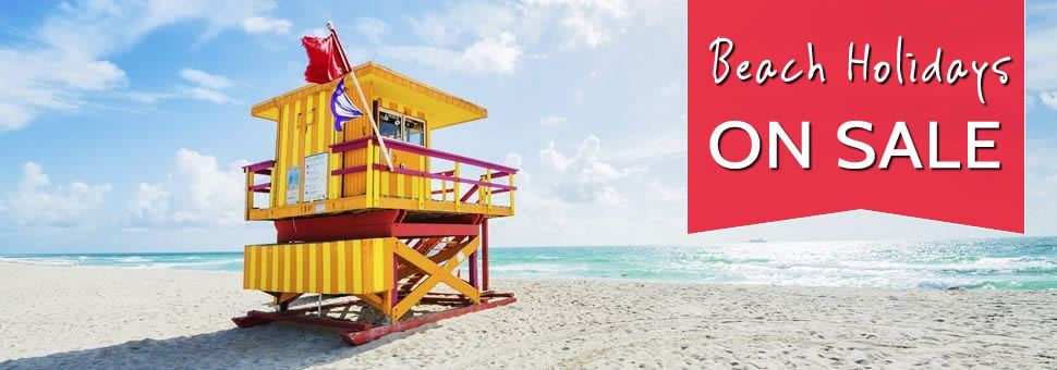 USA Beach Holiday sale